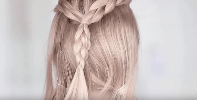 juego de tronos peinados Daenerys Targaryen