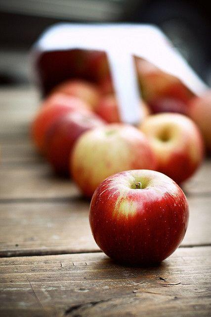 alisado permanente con manzana