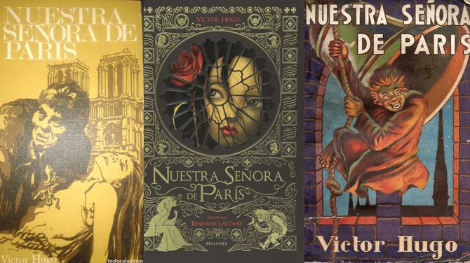 Libro jorobado de Notre Dame