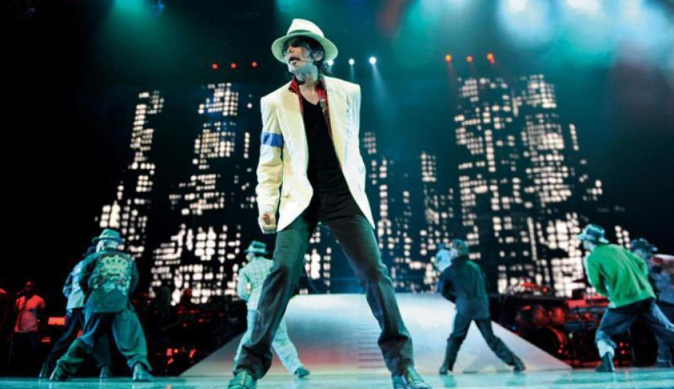 Michael Jackson J Balvin