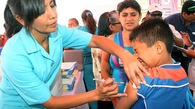 Sarampion minsa vacuna