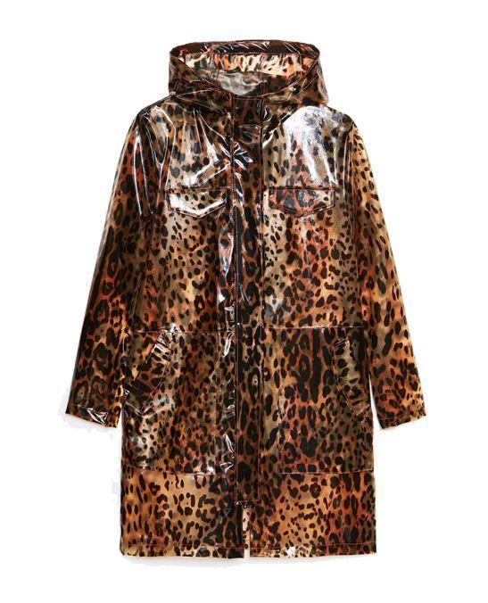 animal print casaca