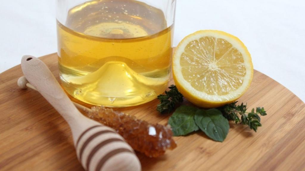 jugo de limón y ajo