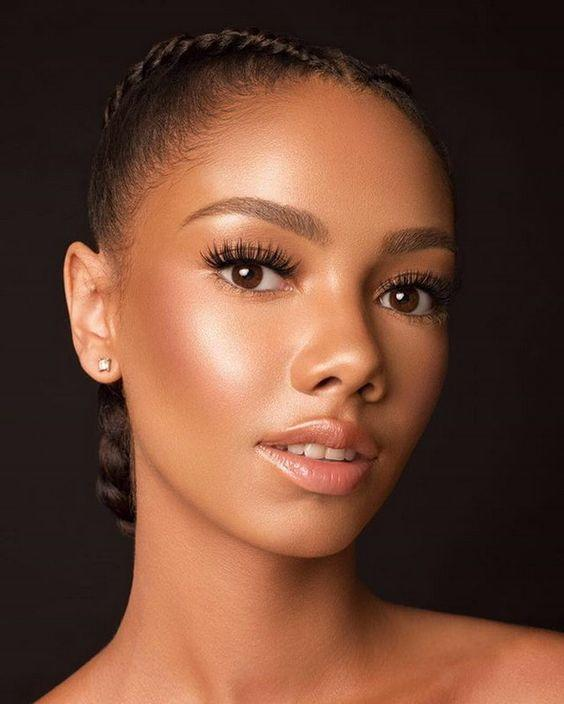 tendencias de maquillaje para novias 2019 2020