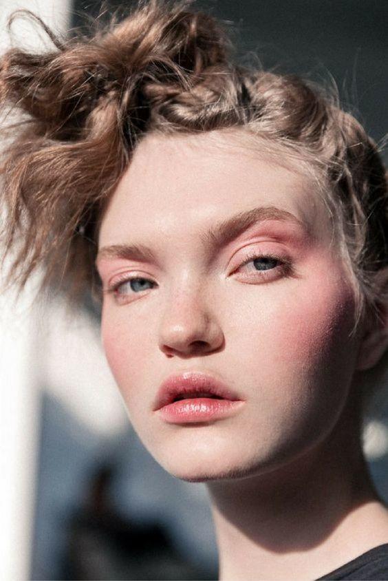tendencias de maquillaje para novias 2019