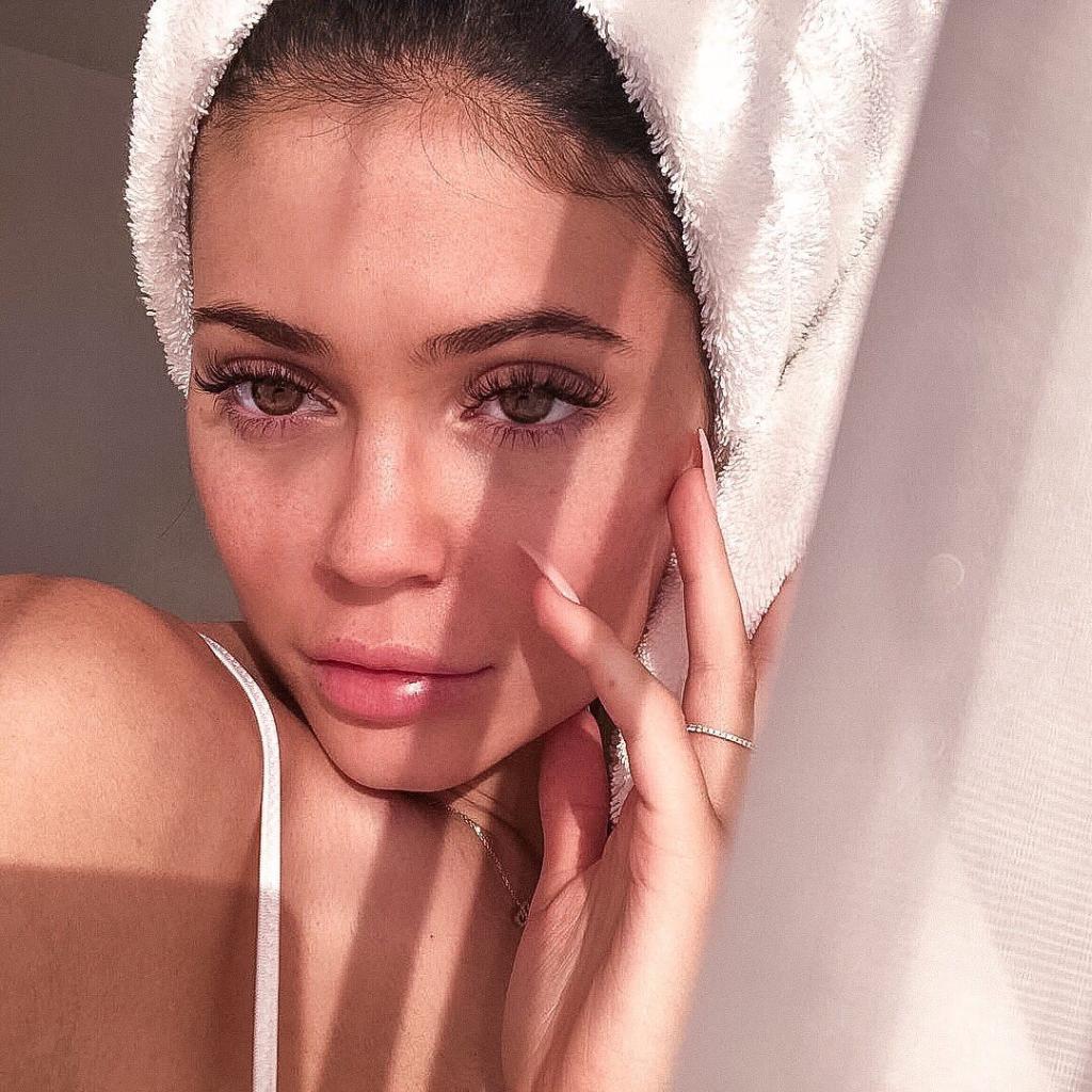 kylie jenner instagram kylie skin cuidado de la piel