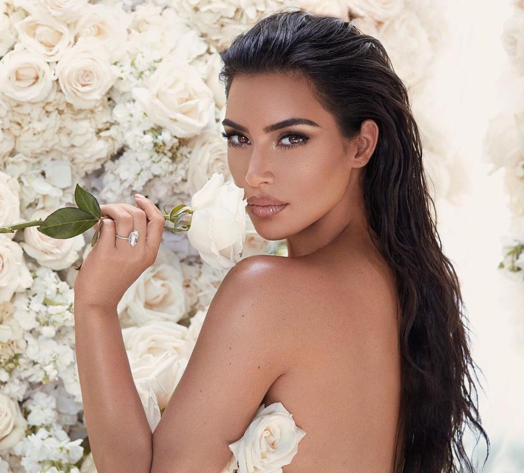 kim kardashian coleccion de maquillaje para novias