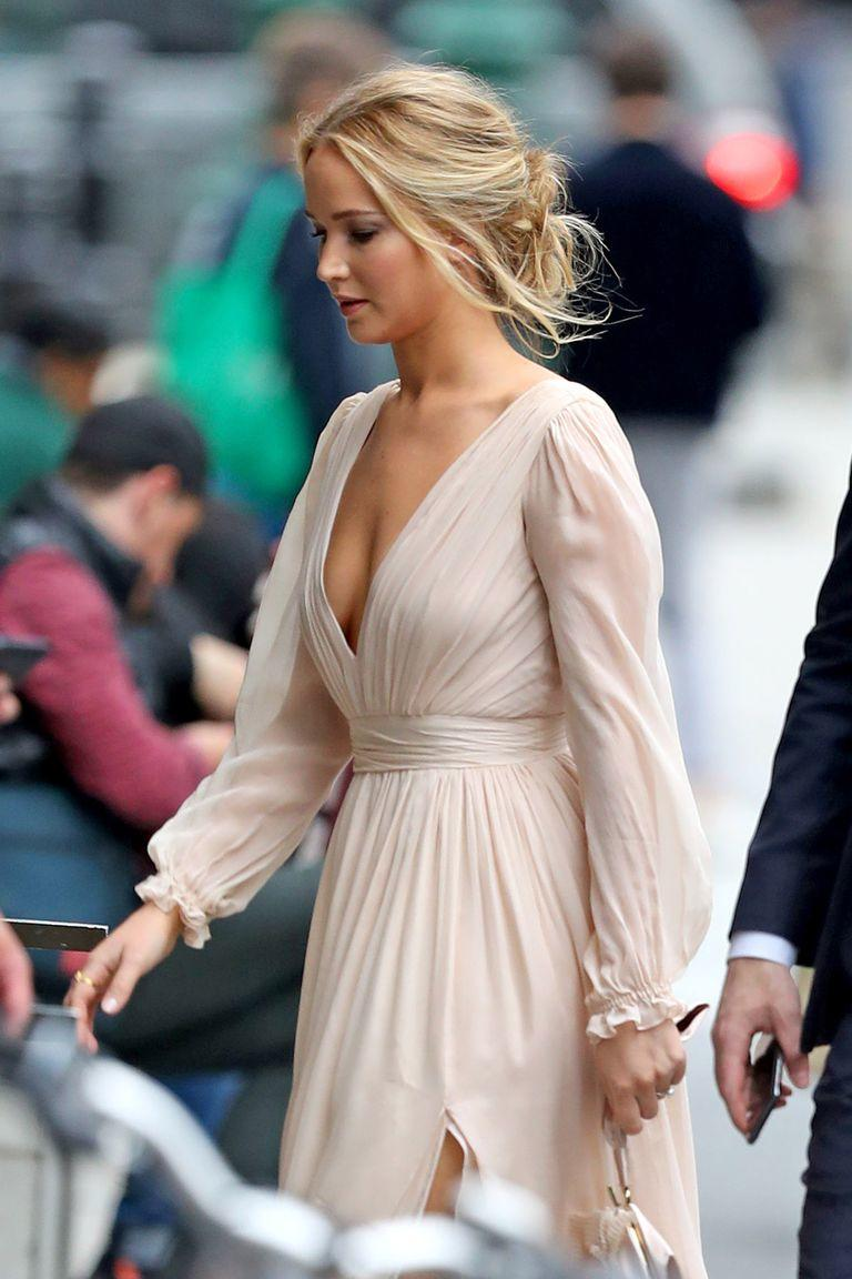 jennifer lawrence moda novia