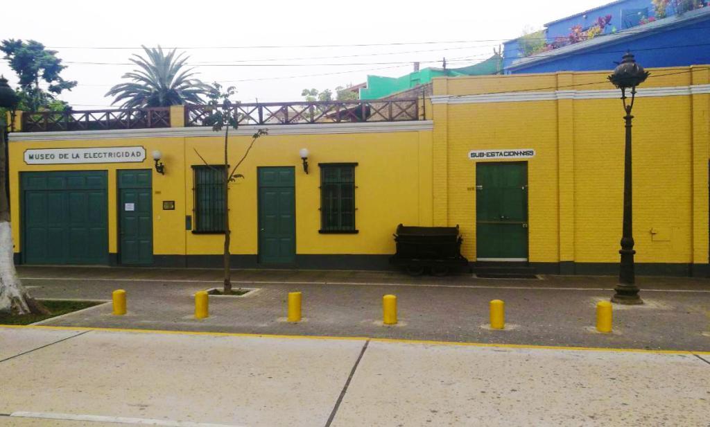 museo de la electricidad de Barranco