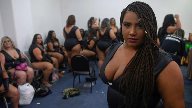 Thayanne Oliveira Plus size
