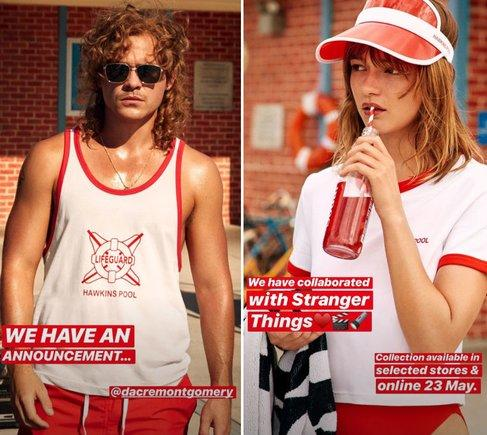 stranger things outfit moda