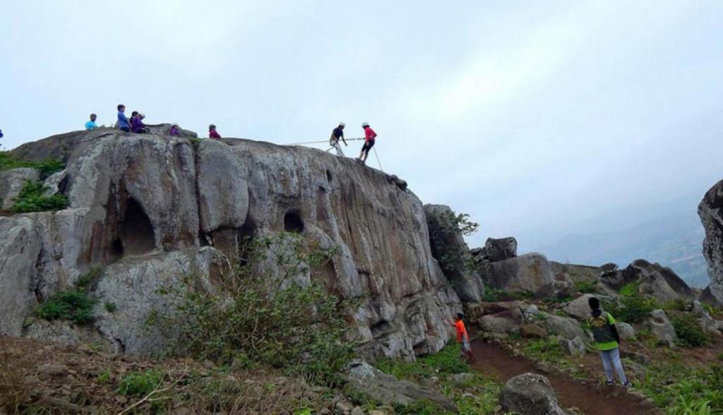 Lomas de lucumo escalada rocas