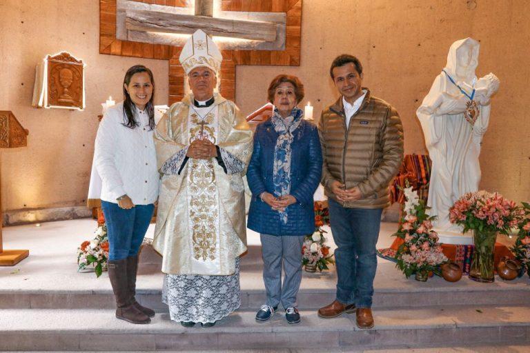Vidawasi familia de Jesús Dongo