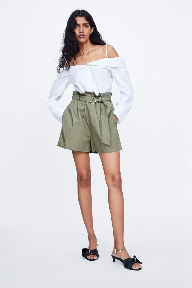 tendencias de moda mom shorts 2019