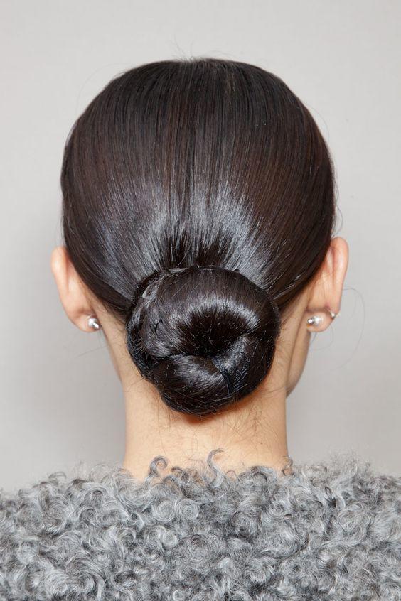 peinados fáciles para ir a trabajr