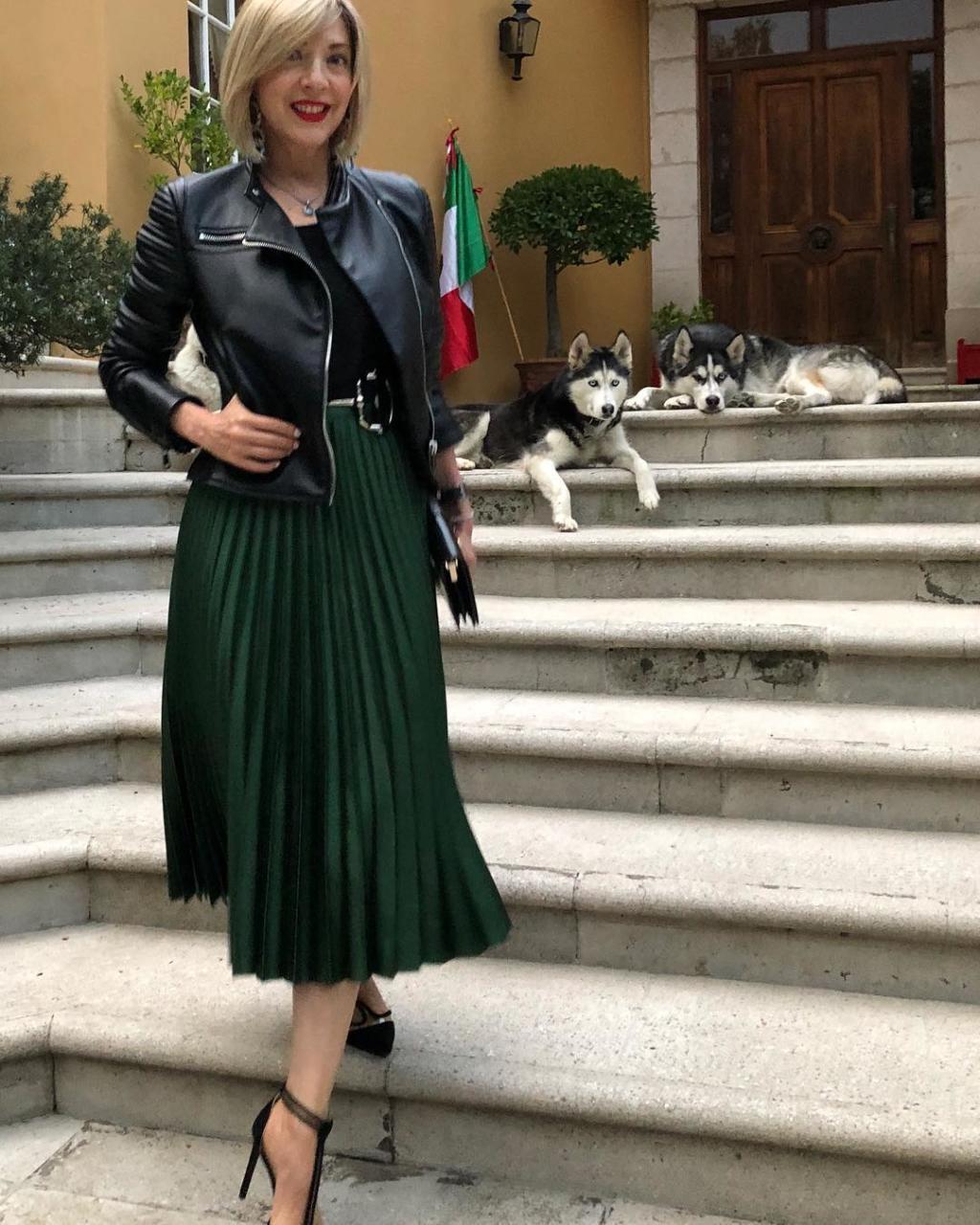 edith gonzalez outfit moda instagram