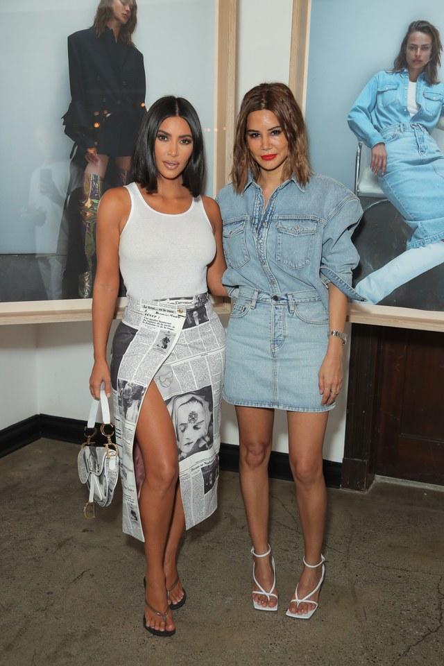 kim kardashian outfit carrie bradshaw