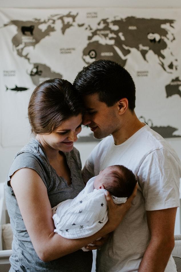 familia joven