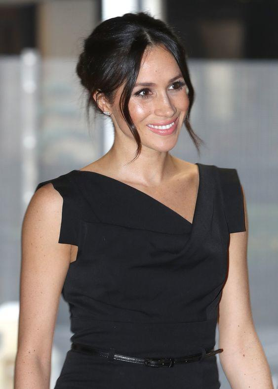 tips de belleza meghan markle peinados jennifer lawrence