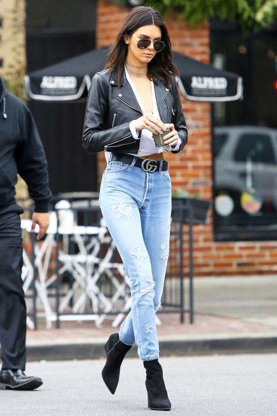 Jeans A La Cintura O Jeans A La Cadera Como Elegir Los Jeans Segun Tipo De Cuerpo Estilos Outfits Tendencias Moda Y Belleza Wapa Pe