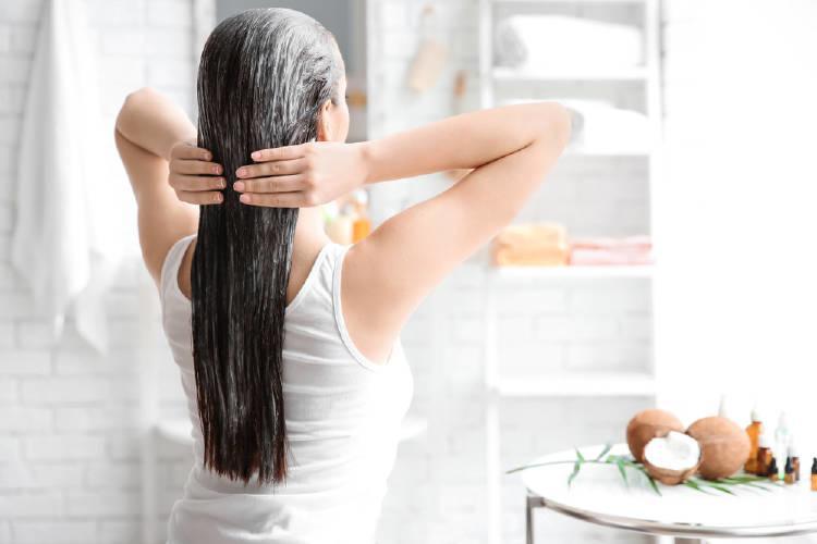 Cuidado del cabello: Usos del aceite de coco para hidratar el cabello y  lograr que esté suave y desenredado | Pelo | Belleza | Aprendo en casa |  Fotos | Moda-y-belleza | Wapa.pe