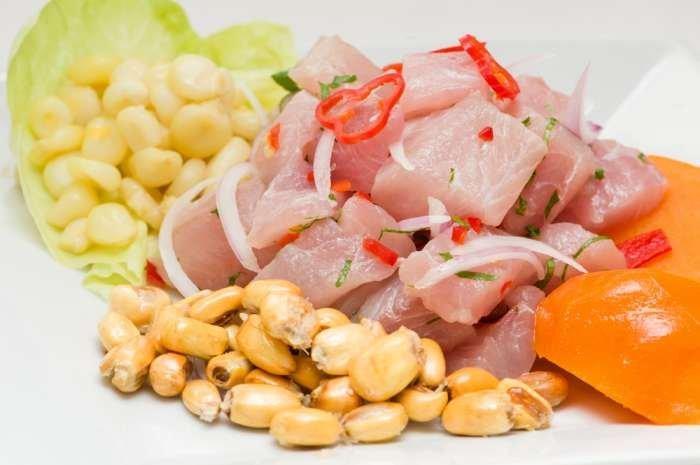 Ceviche Peruano El Plato Mas Reconocido A Nivel Mundial Que Enaltece La Gastronomia Del Peru Recetas Faciles Lifestyle Wapa Pe